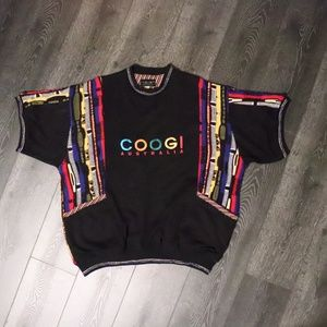 COOGI Spellout Sweater